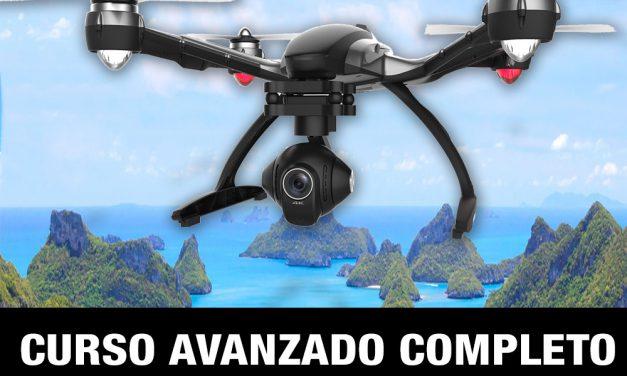 Curso Avanzado de Piloto de DRONES / RPAS
