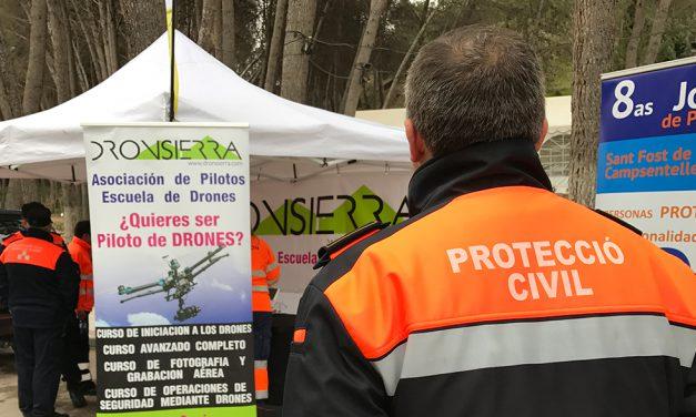 Curso Avanzado en Operaciones de Protección Civil y Emergencias con DRONES / RPAS