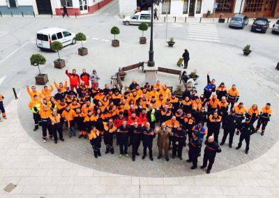 DRONSIERRA DIA INTERNACIONAL PROTECCIÓN CIVIL 2017 MORATA DE TAJUÑA (MADRID) ICDO 2017 Protección Civil y Emergencias