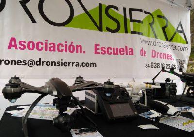 DRONSIERRA DIA INTERNACIONAL PROTECCIÓN CIVIL 2017 MORATA DE TAJUÑA (MADRID) ICDO 2017