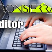 Editor Dronsierra