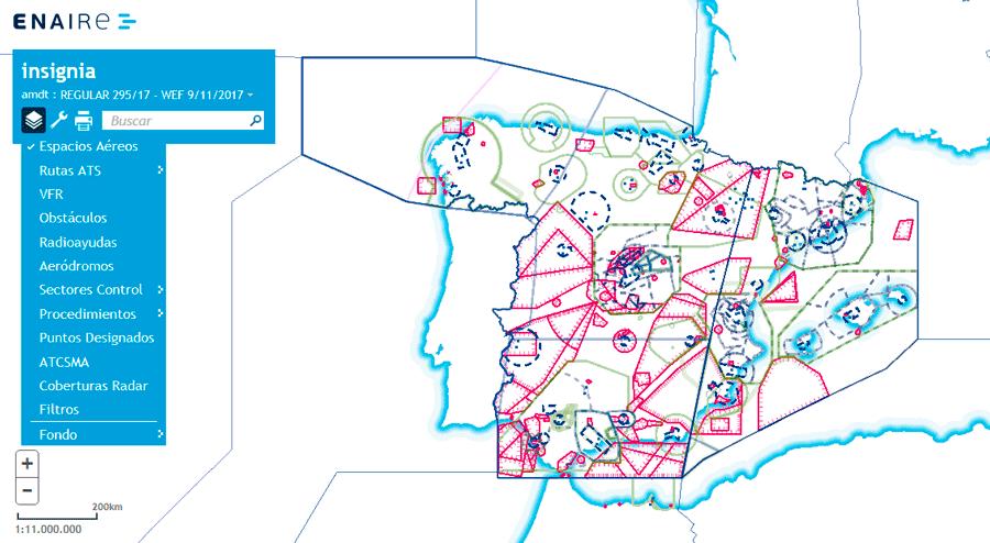 Insignia : Nueva aplicación de Información Aeronaútica de ENAIRE