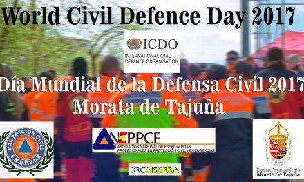 DRONSIERRA Participa en el Día Internacional de la Protección Civil 2017