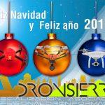 Felices Fiestas y Feliz año 2018