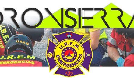 Convenio DRONSIERRA y U.R.E.M. EMERGENCIAS