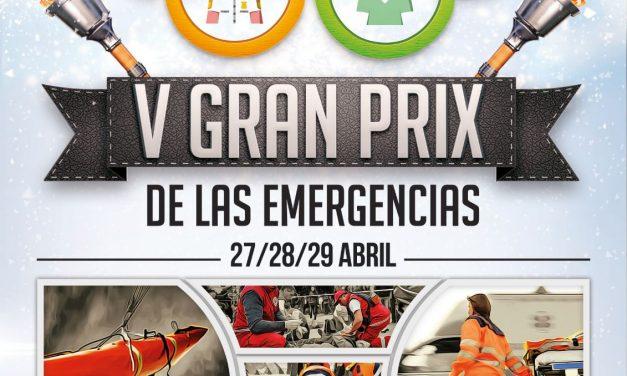 DRONSIERRA Colabora en el V GRAN PRIX de las EMERGENCIAS