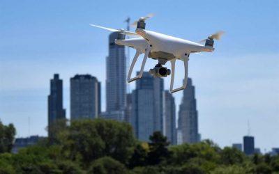 EASA recomienda a la UE nuevas normas sobre drones para mejorar la seguridad