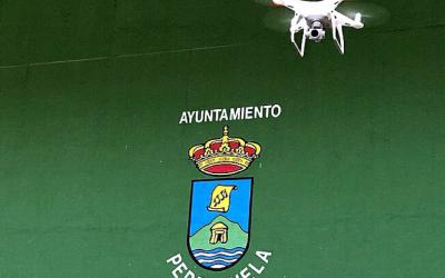 ESCUELA DE DRONES DE PEDREZUELA.