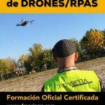 CURSO DE PILOTO DE DRONES / RPAS : ¡¡ Oferta Descuento Enero !!