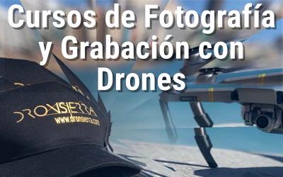 Cursos de Fotografía y Grabación con Drones/Rpas/UAS